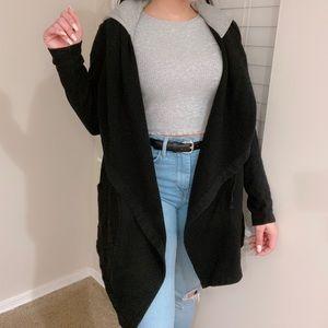 Black Stylish Jacket/ Coat